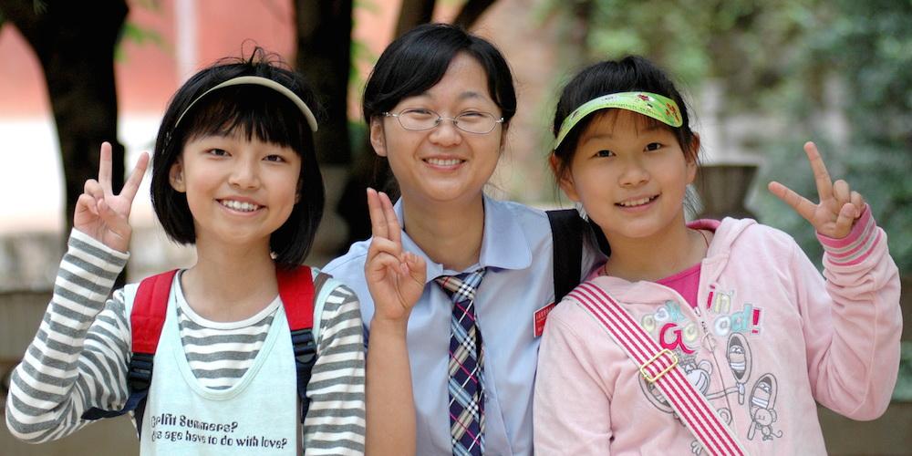 преподавание английского в китае
