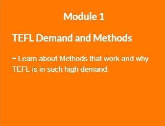 Modul 1 TEFL
