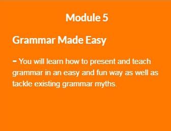 Modul 5 TEFL