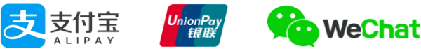 alipay-unionpay-wechat