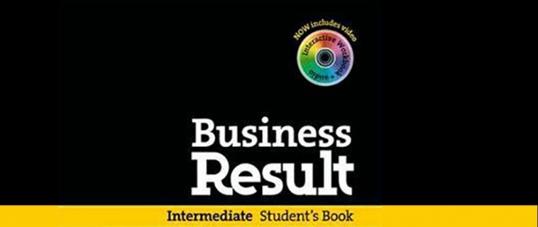 Business Result Intermediate: Student's Book, Workbook and Audio