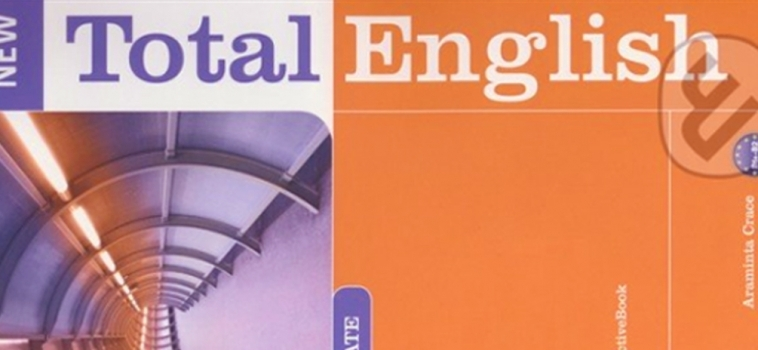 New Total English: Upper-Intermediate: Student's Book, Workbook and Audio