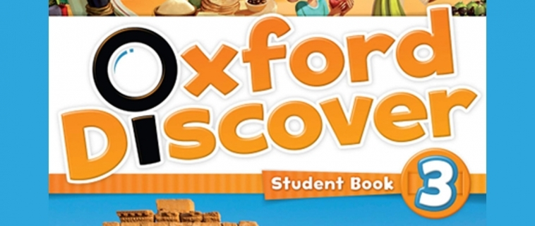 Oxford Discover 3 Student's Book, Workbook and Audio