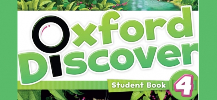Oxford Discover 4 Student's Book, Workbook + Audio