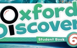 Oxford Discover 6 Student's Book and Workbook